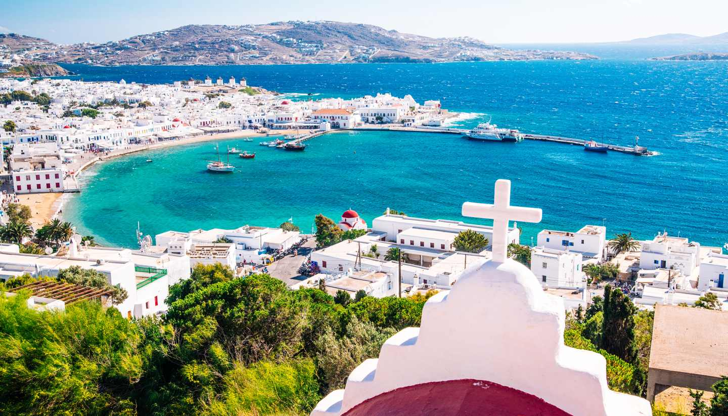Grecia - Mykonos, Greece