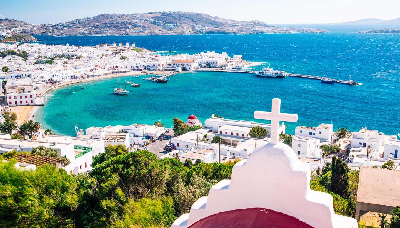 Grecia - Mykonos, Greece