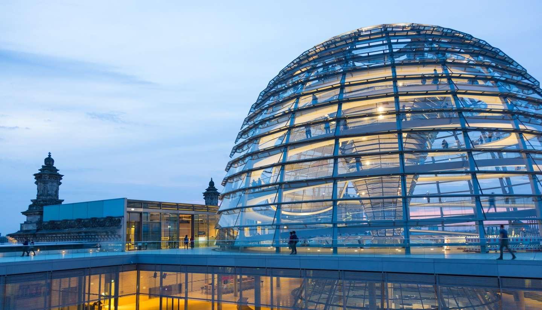 Berlín - kaefer berlin reichstag