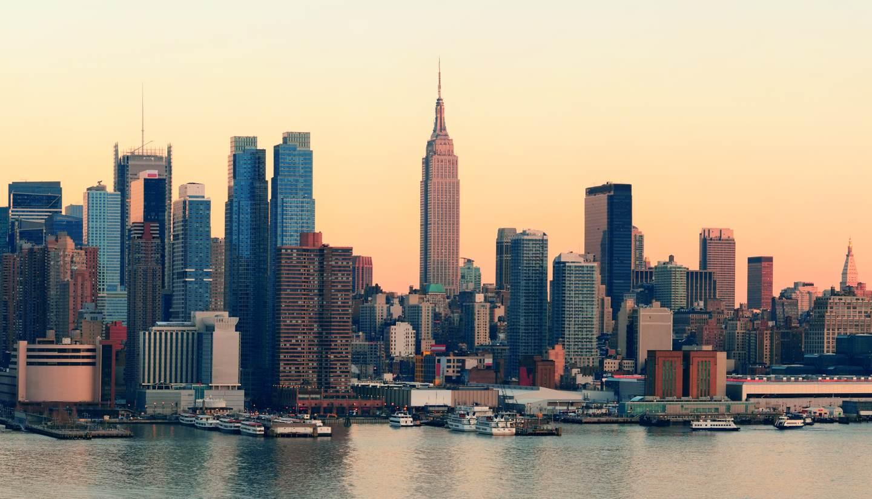 Nueva York - New York City skyline, USA