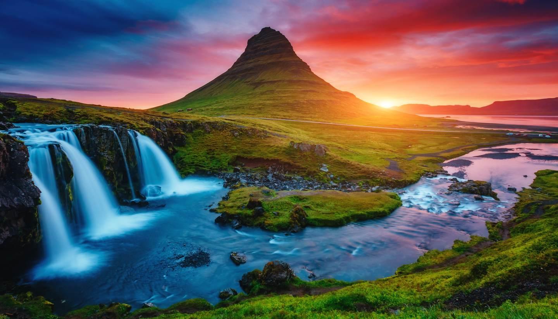 Islandia - Iceland, Europe
