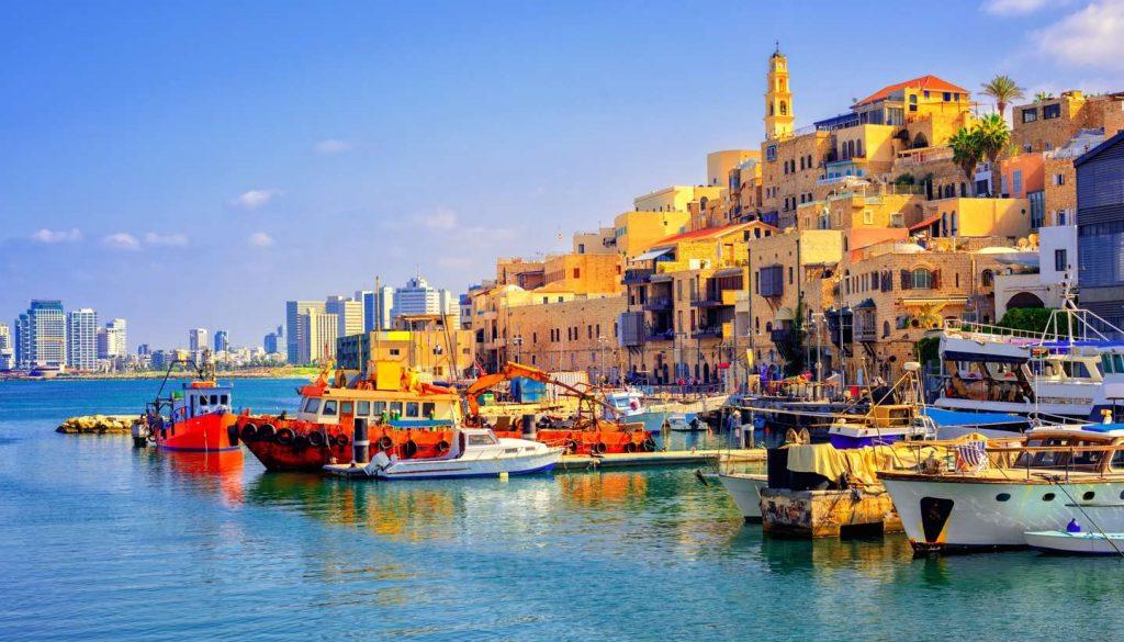 Jerusalén - Jaffa, Tel Aviv, Israel