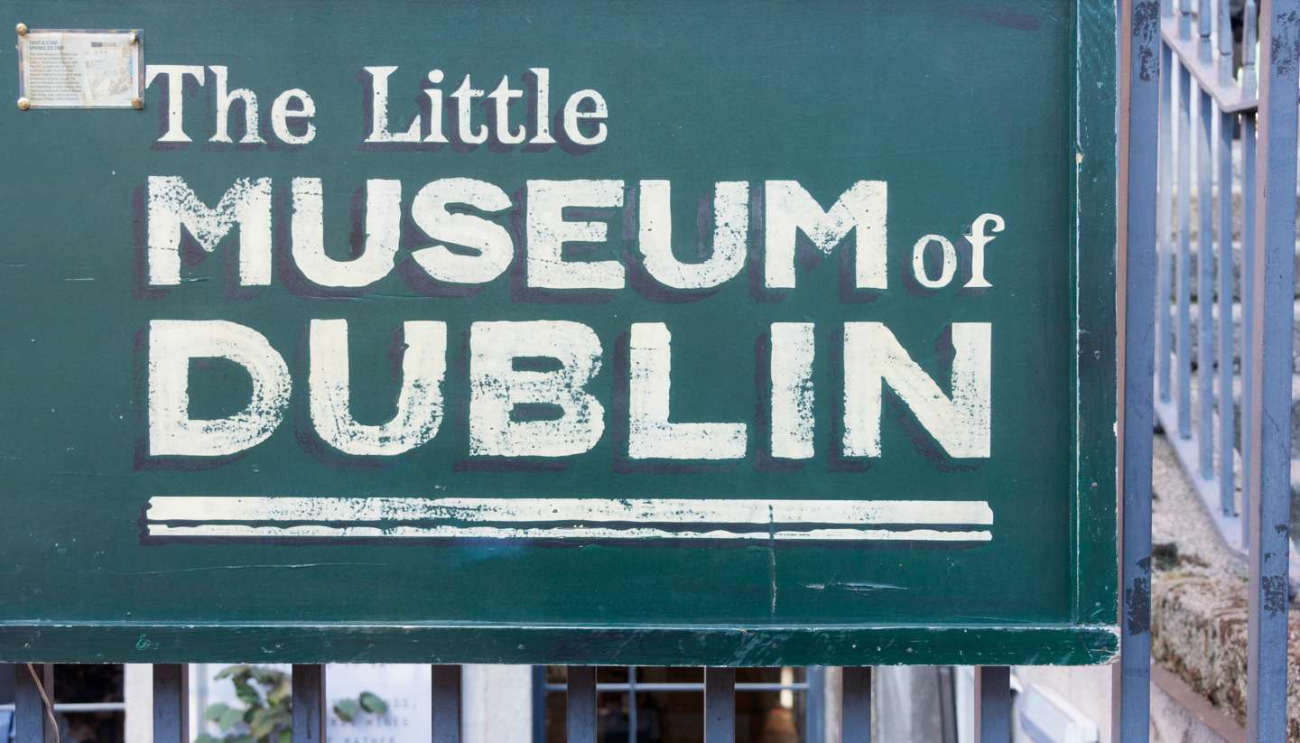 Dublín - dublin- a history through 10 perculiar objects