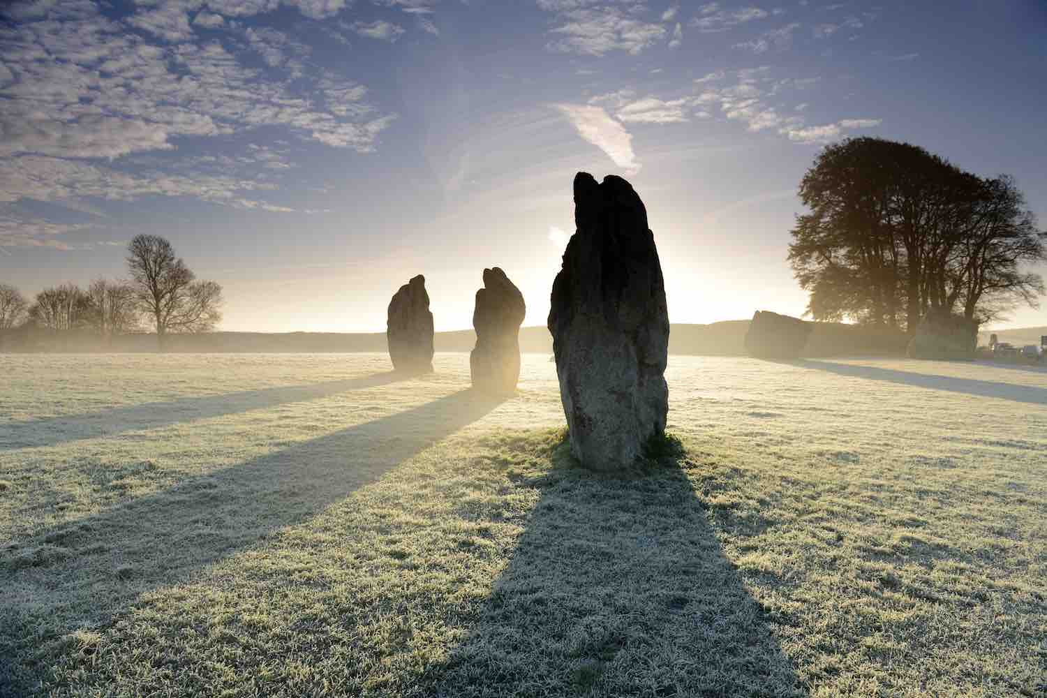 Inglaterra - The village of Avebury boasts the largest stone circle in Europe. That's one reason to visit.