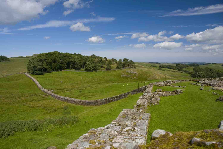 Inglaterra - Hadrian's Wall Path