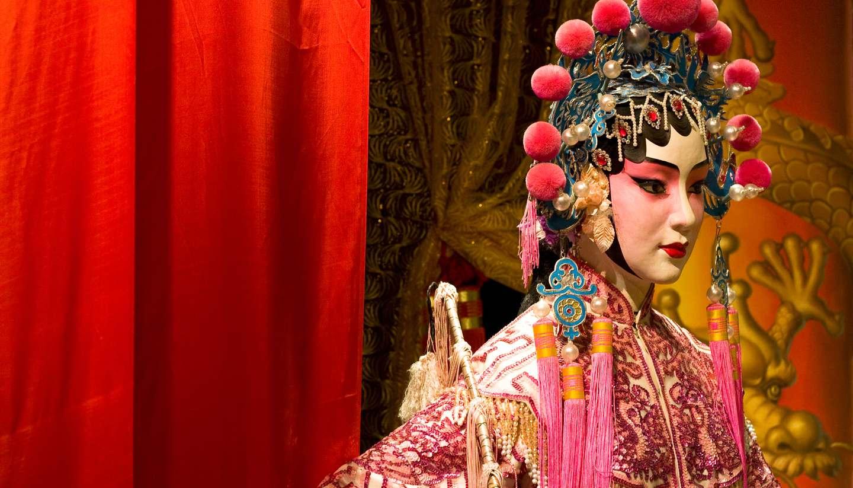 China - Chinese opera