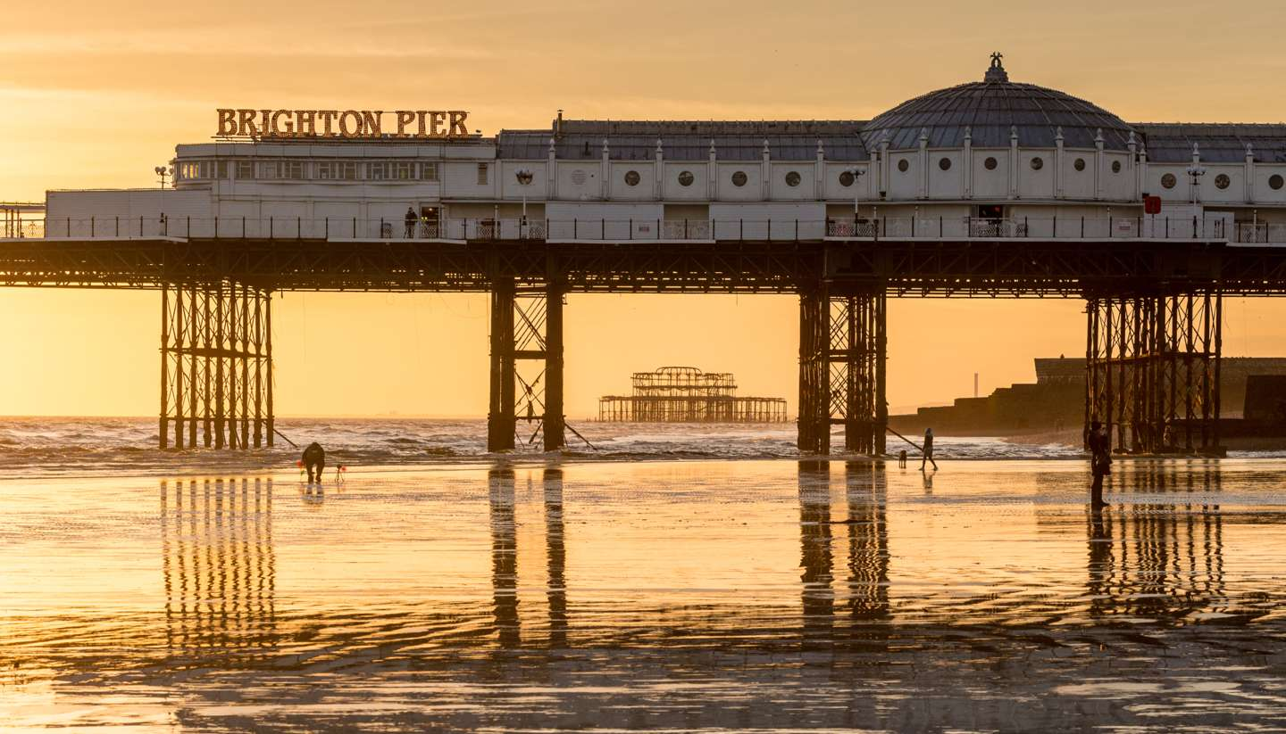 Inglaterra - UK-England-Brighton-12 Best British Seaside Towns
