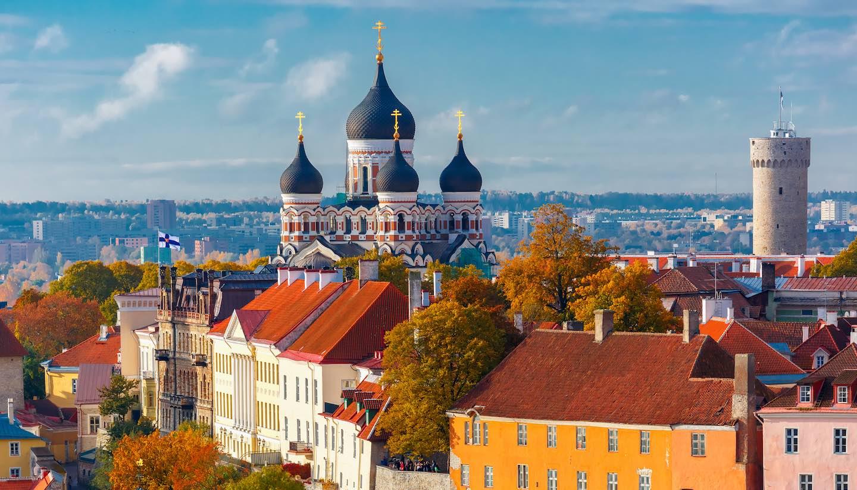 Tallin - Tallinn, Estonia