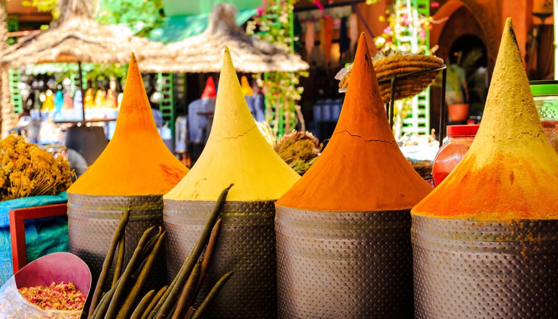 Marruecos - Moroccan spices