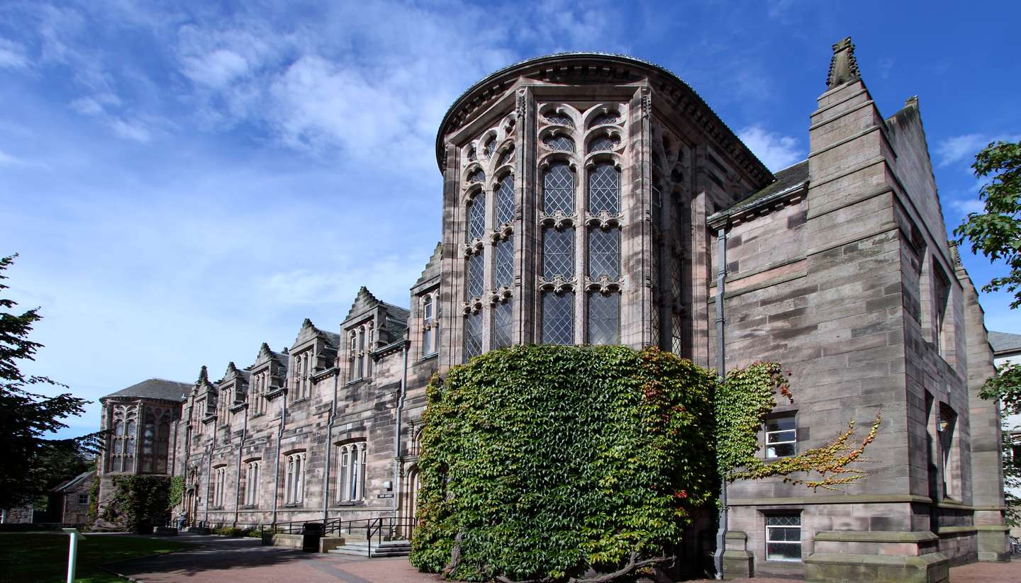 Escocia - Aberdeen University, Scotland