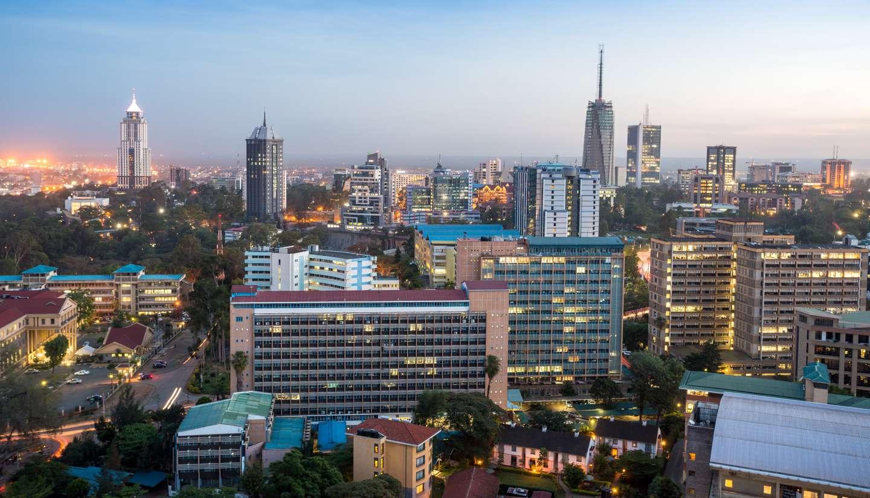 Kenia - Nairobi, Kenya