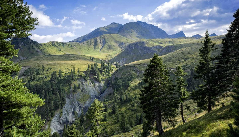 Kosovo - Gjeravica, highest mountain in Kosovo