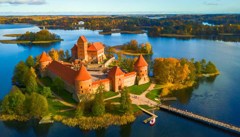 Lituania - Trakai Castle, Lithuania
