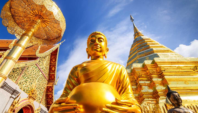 Tailandia - Wat Phra That Doi Suthep, Chiang Mai, Thailand