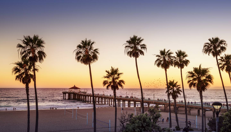 Los Angeles - Manhattan Beach, Los Angeles, California