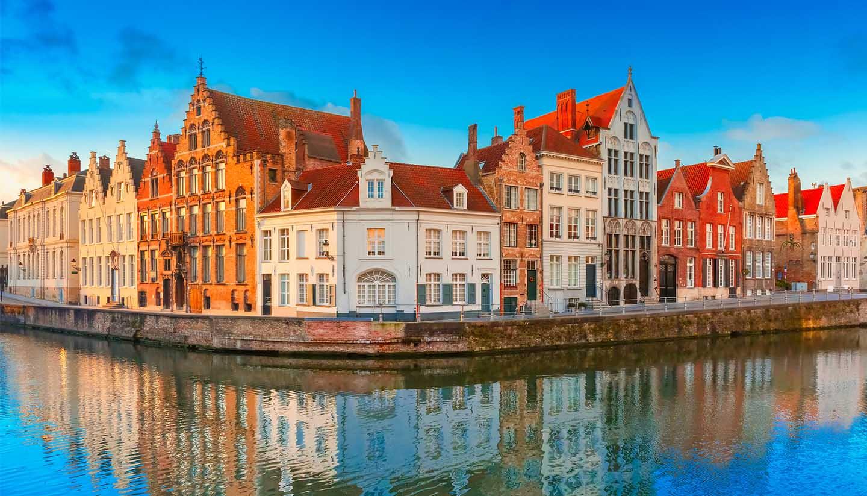 Brujas - Bruges, Belgium