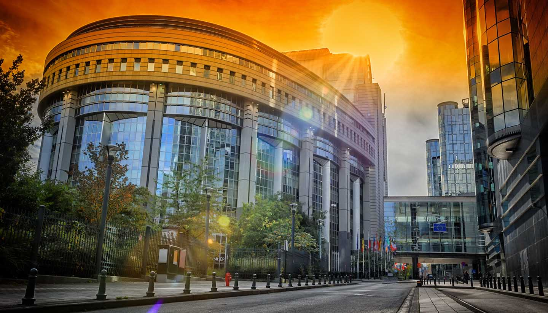 Bruselas - Brussels EU Parliament, Belgium