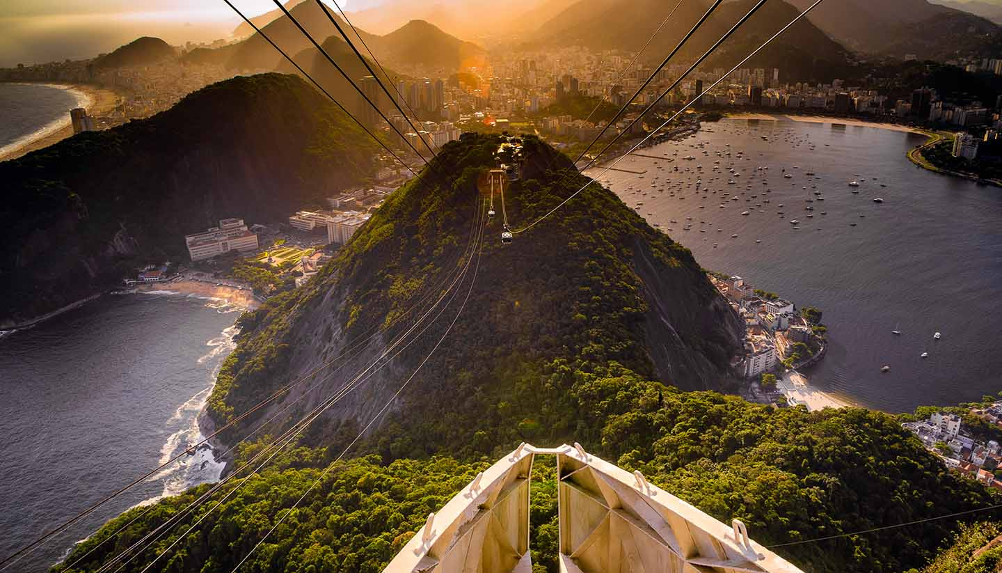 Home - Rio Cable Car, Brazil