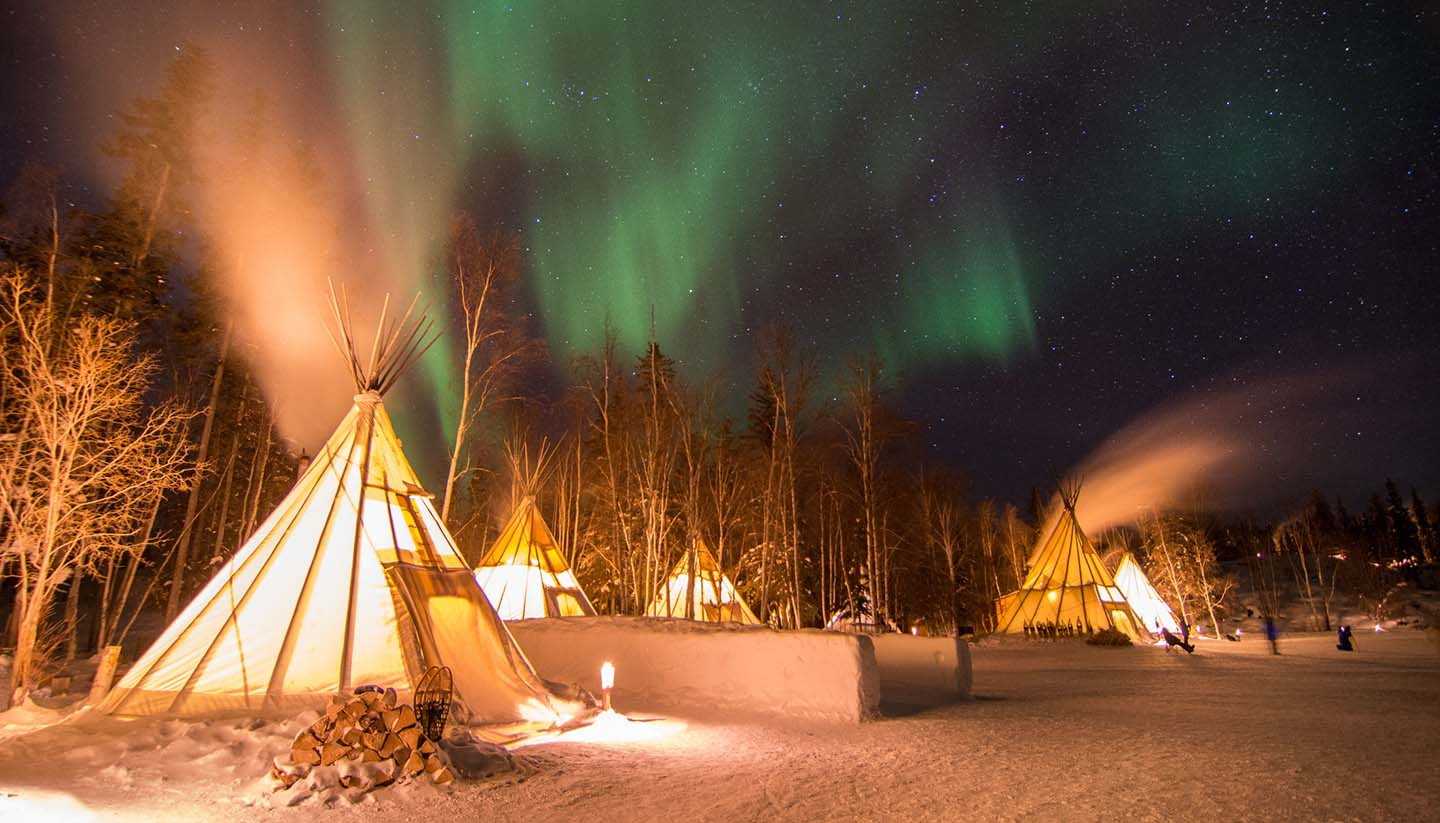 Canadá - Northwest Territories, Yellowknife