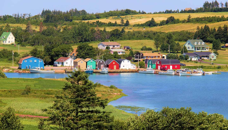 Canadá - Prince Edward Island, Canada