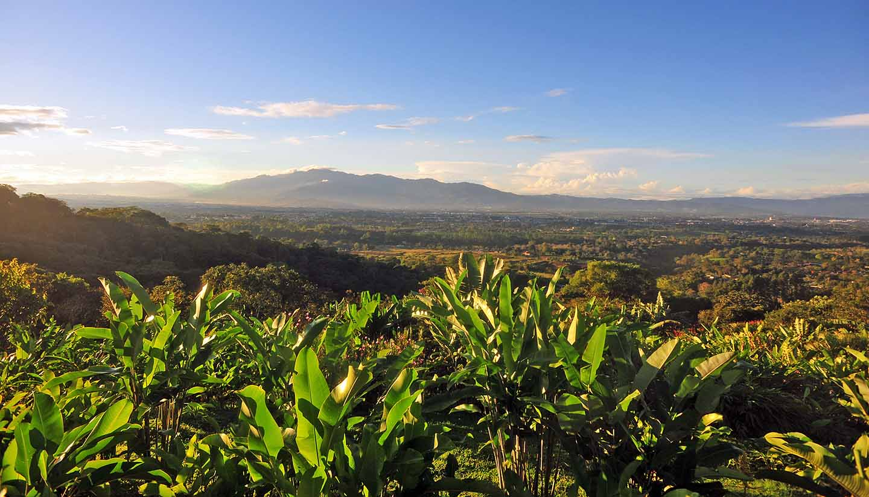 Costa Rica - San Jose Valley, Costa Rica