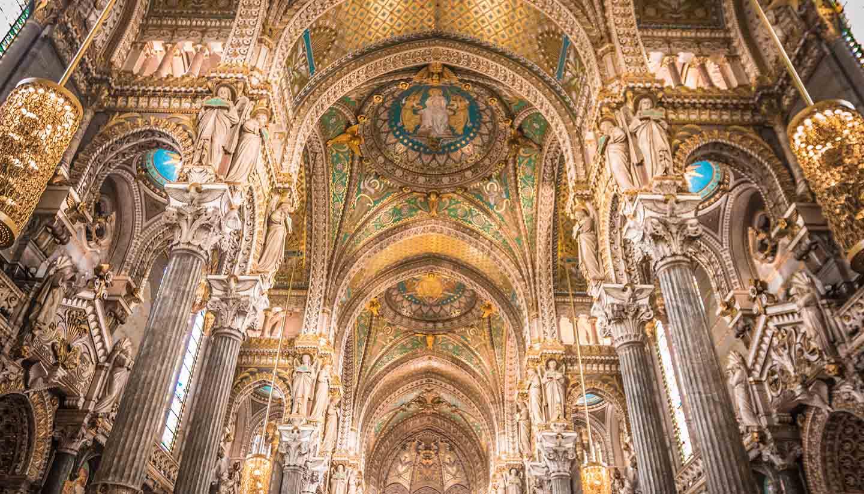 Francia - Inside Lyon, France