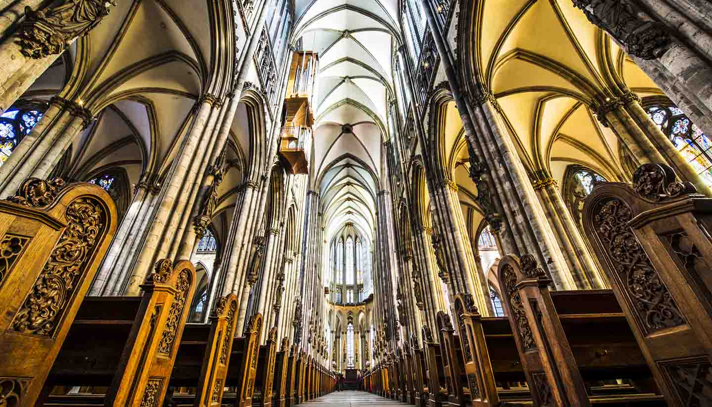 Colonia - Cologne Cathedral, Germany