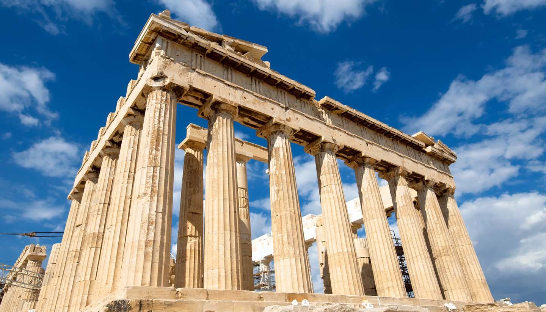 Grecia - Acropolis in Athens, Greece