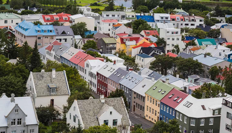 Islandia - Reykjavik , Iceland