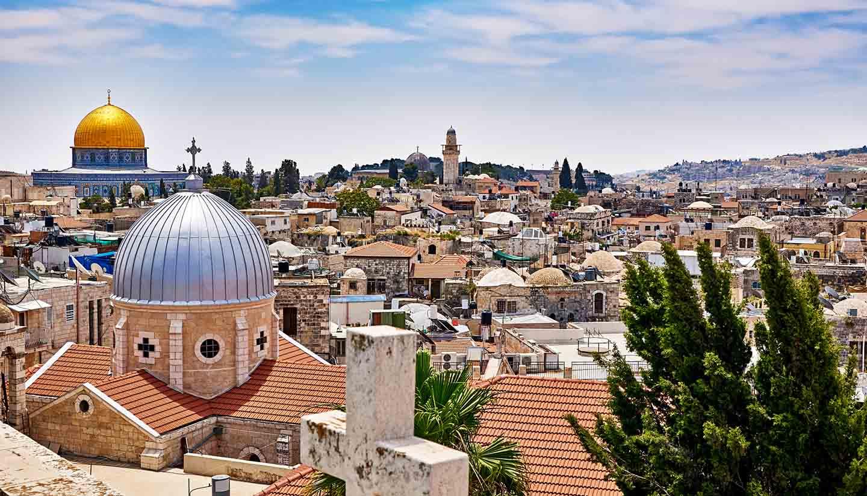 Israel - Jerusalem, Israel