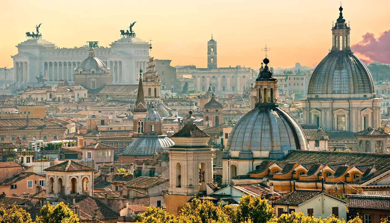 Roma - Rome, Italy.