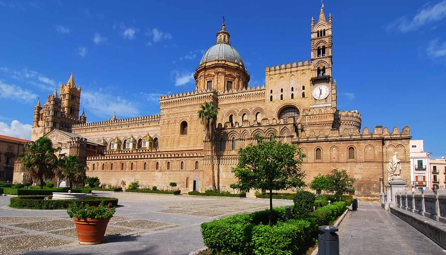 Italia - Palermo cathedral, Italy