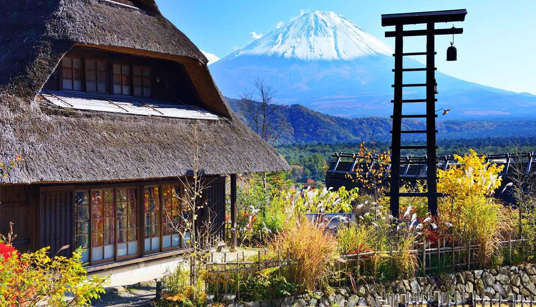 Japón - MtFuji, Japan