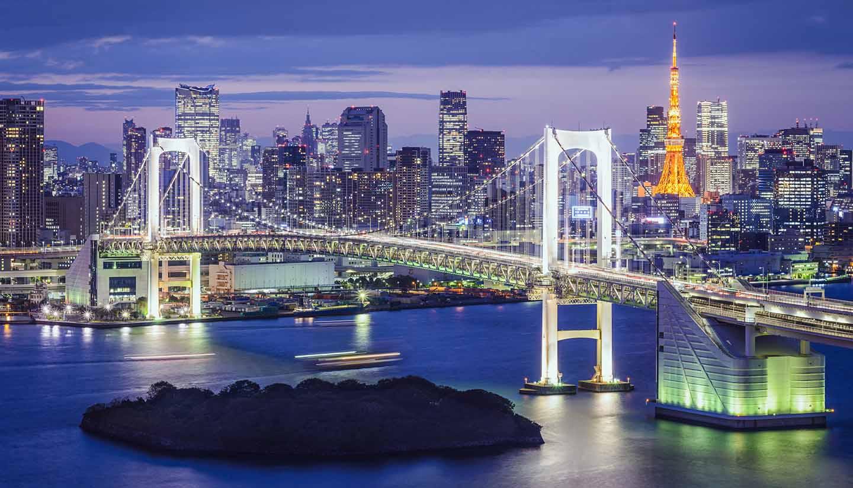 Japón - Tokyo Bay, Japan