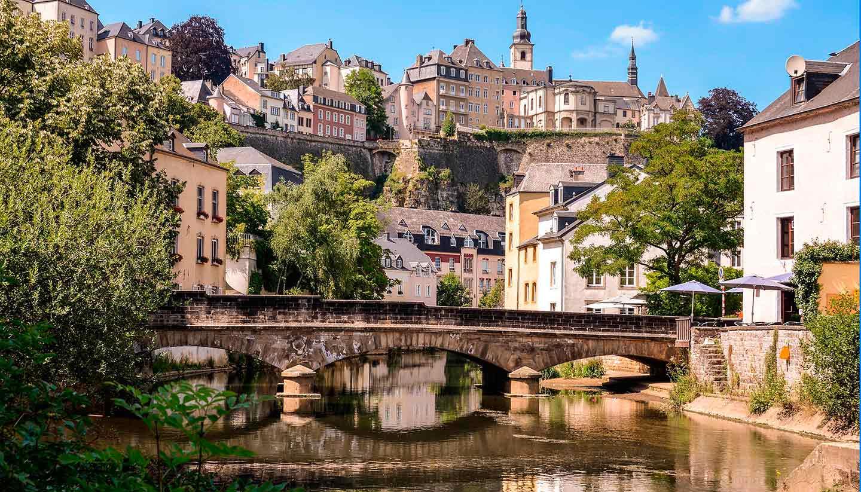 Luxemburgo - Grund, Luxembourg