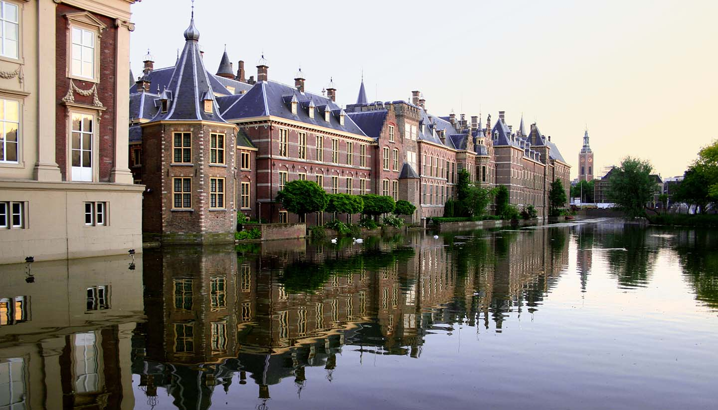 Holanda - Center of The Hague, Netherlands