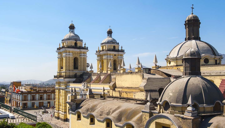 Perú - San Francisco Monastery, Peru