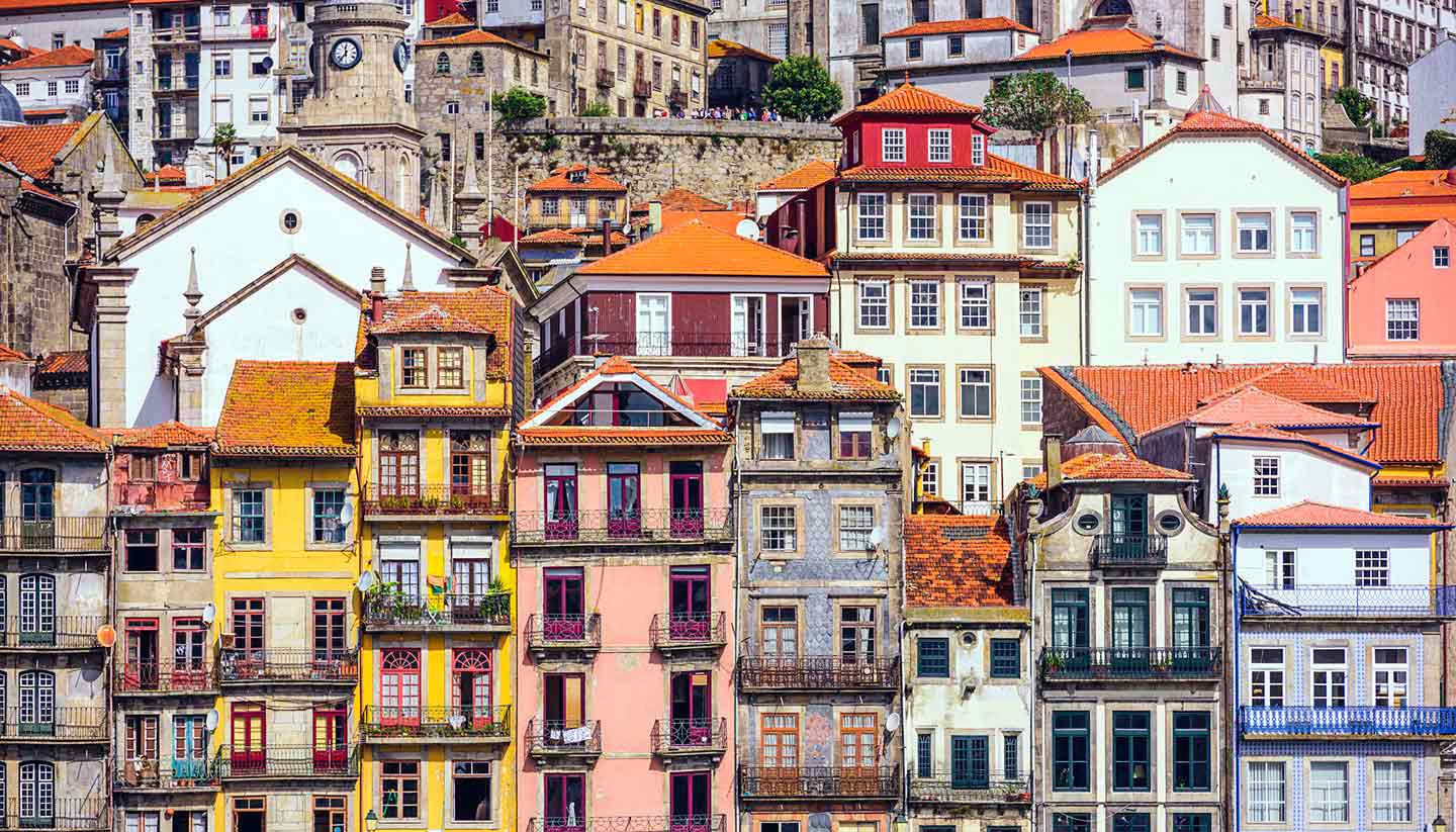 Portugal - Buildings, Porto, Portugal