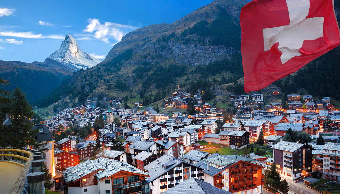 Suiza - Zermatt, Switzerland