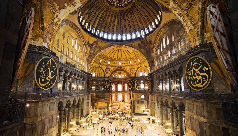 Estambul - Hagia Sophia Istanbul, Turkey