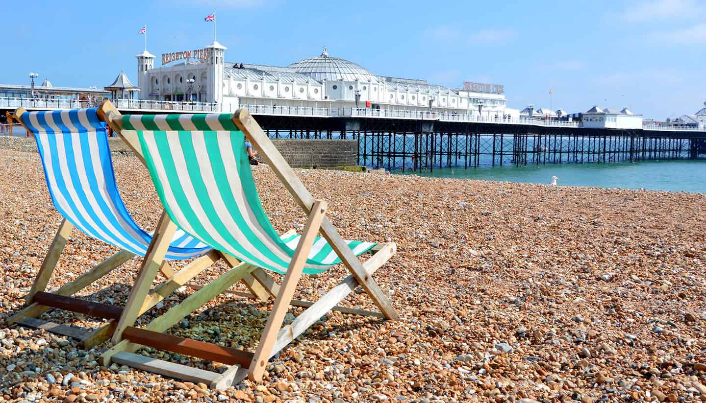 Inglaterra - Brighton-England, UK