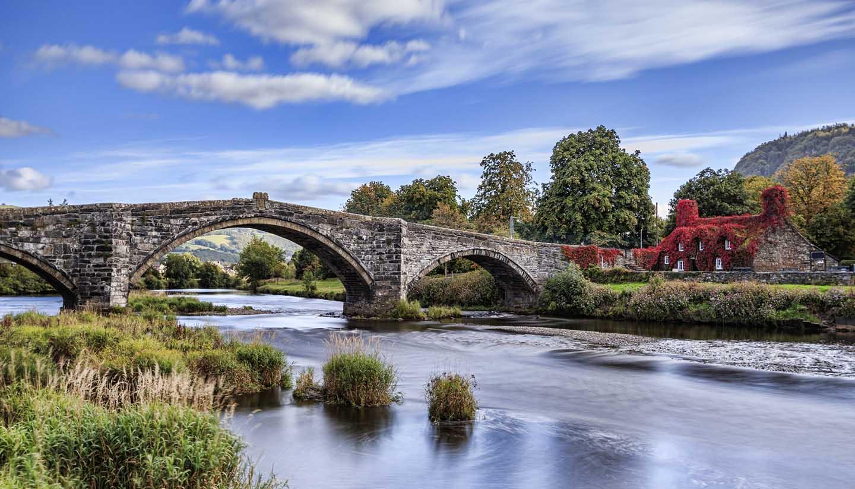 País de Gales - Pont Fawr-Wales, UK