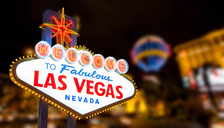 Las Vegas - Las Vegas Sign, Nevada , USA