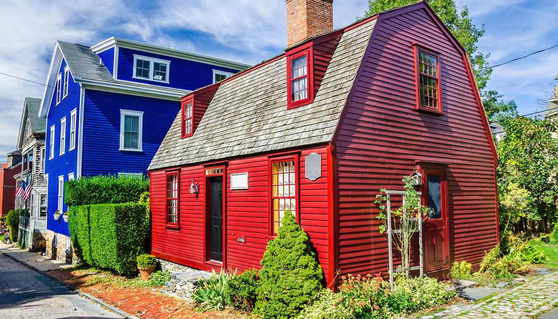 Inglaterra - NewEngland, Rhode Island, USA