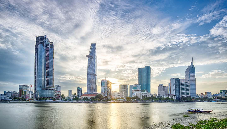 Vietnam - Ho Chi Minh (HCM) City, Vietnam