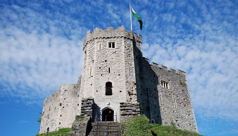 Cardiff - Cardiff Castle, Wales (UK)