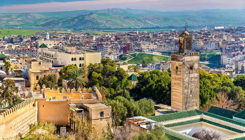 Marruecos - Fez-BabGuissaGate, Morocco