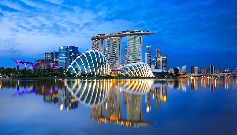 Singapur - Mania Bay Sands, Singapore