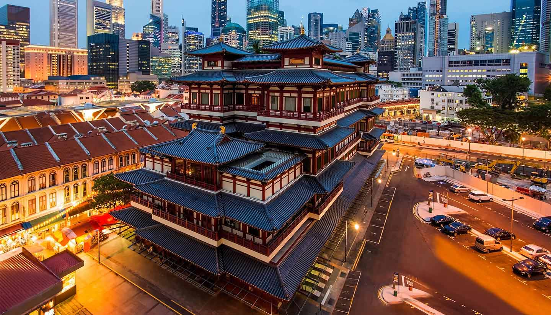 Ciudad de Singapur - Chinatown, Singapore