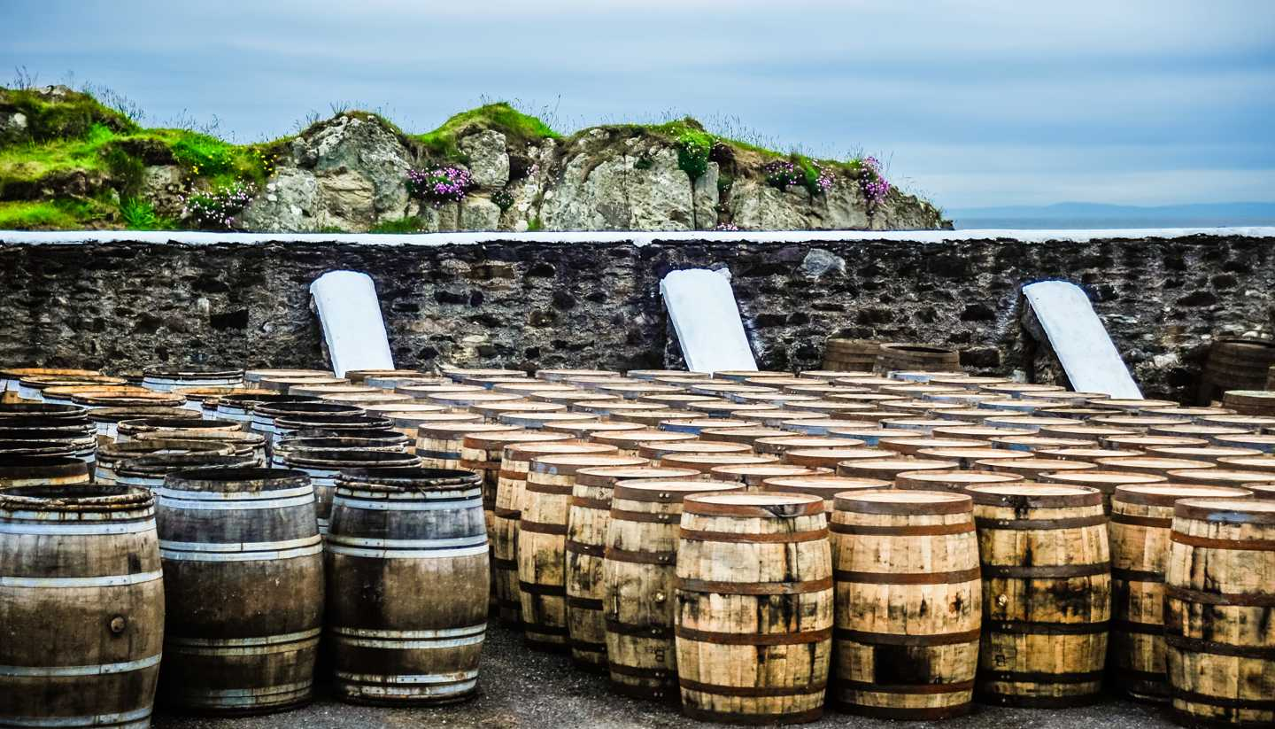 Escocia - Islay Whisky, Scotland